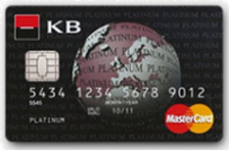Bankovky A Mince Fotoalbum Platebni Karty Kb Kreditni Karta